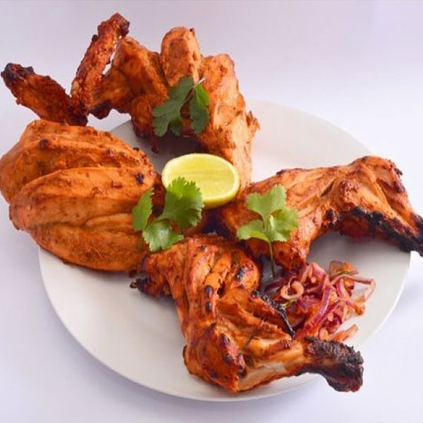 Chicken Tandoori Half