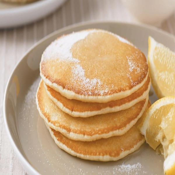 Lemon Sugar Pancake